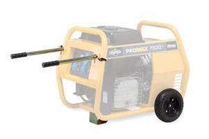 Briggs & Stratton Wheel Kit 25, renkaat ja vetokahva ProMax generaattorille