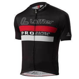 Löffler Pro Racing lyhythihainen ajopaita , punainen/musta