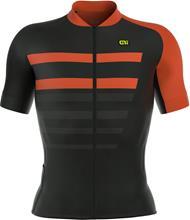 Alé Cycling PRR 2.0 Piuma lyhythihainen ajopaita , oranssi/musta