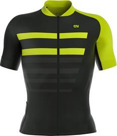 Alé Cycling PRR 2.0 Piuma lyhythihainen ajopaita , keltainen/musta
