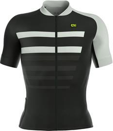 Alé Cycling PRR 2.0 Piuma lyhythihainen ajopaita , valkoinen/musta