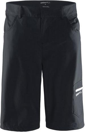 Craft Reel XT pyöräilyhousut , valkoinen/musta