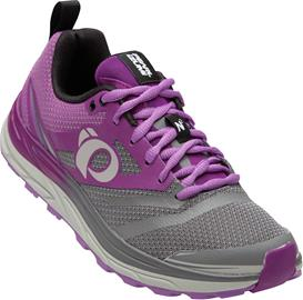 PEARL iZUMi EM Trail N2 v3 juoksukengät , harmaa/vaaleanpunainen