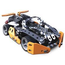 Meccano Roadster RC 2 in 1, rakennussarja, 154 osaa