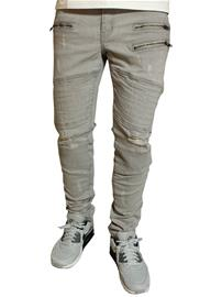Black Kaviar Kescape Jeans Grey