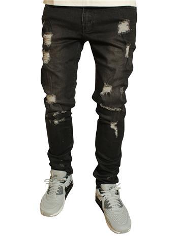 Black Kaviar Koop Jeans Stone Black
