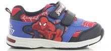 Spiderman - Disney Spiderman, Lenkkarit, Vilkkuva pohja, Punainen/Sininen