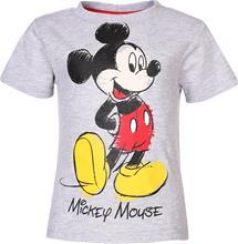 Disney Mickey Mouse, T-paita, Harmaa