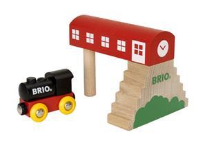 Brio 33615, perinteinen rautatieasema
