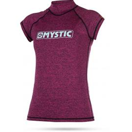 Mystic Star Women Rashvest Shortsleeve