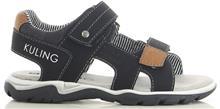 Kuling Shoes, Sandaalit, Musta