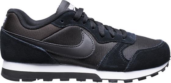 Nike W MD RUNNER BLACK/WHITE