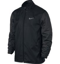 Nike M FULLZIP SHIELD JACKET BLACK HEATHER