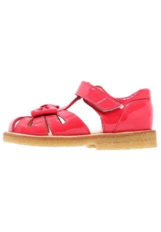 ANGULUS Sandaalit nilkkaremmillä raspberry