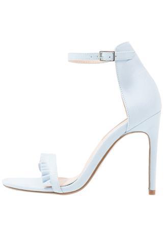 Miss Selfridge CIAO Korolliset sandaalit blue