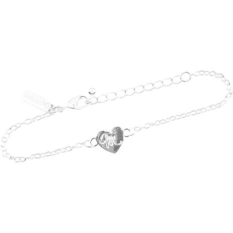 Misslisibell The Endless Bracelet - Silver One Size