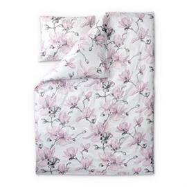 Finlayson Magnolia pussilakanasetti satiini violetti-vaaleanpunainen