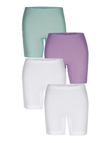 Lahkeelliset alushousut Harmony 2x valkoinen, 1x syreeni, 1x minttu93785/40X