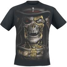 Spiral - Steam Punk Reaper - T-paita