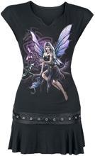 Spiral - Dragon Keeper - Naisten pitkä paita