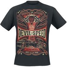 King Kerosin - Devil Speed - T-paita