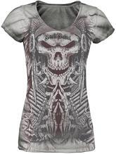 Rock Rebel by EMP - Skull Prayer Shirt - Naisten T-paita