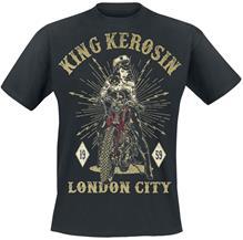 King Kerosin - London City - T-paita