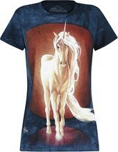 The Mountain - Last Unicorn - Naisten T-paita