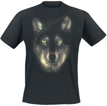 Evil Wolf - T-paita
