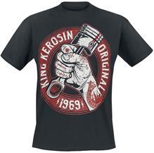 King Kerosin - Piston Power - T-paita