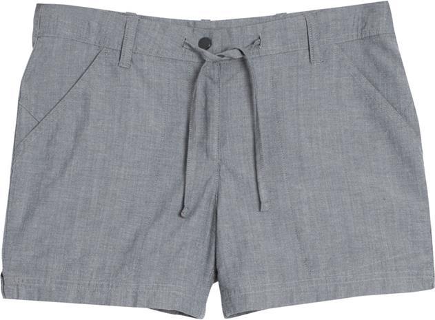Icebreaker Shasta Lyhyet housut , harmaa