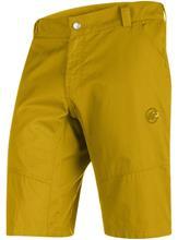 Mammut Massone Lyhyet housut , keltainen