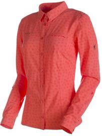 Mammut Trovat Advanced pitkähihainen paita , oranssi/punainen