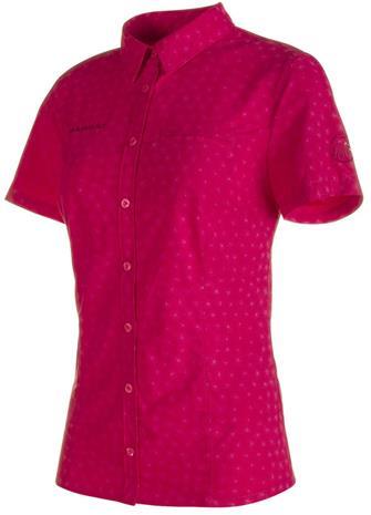 Mammut Trovat Advanced lyhythihainen paita , vaaleanpunainen