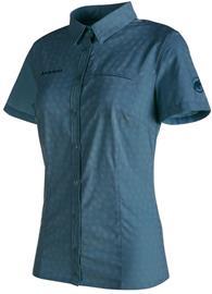 Mammut Trovat Advanced lyhythihainen paita , sininen