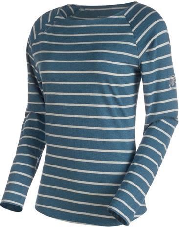 Mammut Wall Pitkähihainen paita , sininen