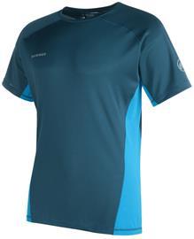 Mammut MTR 201 Pro Lyhythihainen paita , sininen/petrooli