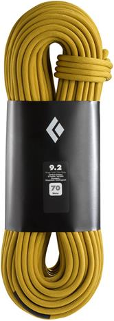 Black Diamond 9.2 Kiipeilyköysi FullDry 70m , oranssi