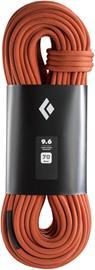 Black Diamond 9.6 Kiipeilyköysi 70m , punainen