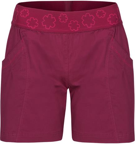 Ocun Pantera Lyhyet housut , punainen