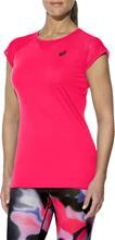 asics Workout juoksupaita , vaaleanpunainen, Naisten takit, paidat ja muut yläosat