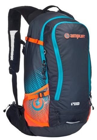 Amplifi Trail 20 reppu , oranssi/musta, Kypärät, suojukset ja tarvikkeet