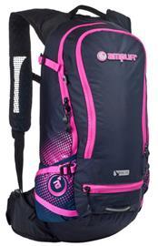Amplifi Trail 12 reppu , vaaleanpunainen/sininen, Kypärät, suojukset ja tarvikkeet