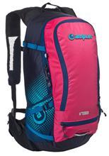 Amplifi Trail 12 reppu , vaaleanpunainen/musta, Kypärät, suojukset ja tarvikkeet