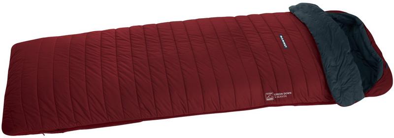 Mammut Creon Down Spring makuupussi 195cm , punainen, Kypärät, suojukset ja tarvikkeet