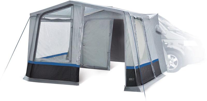 High Peak Tramp, teltta