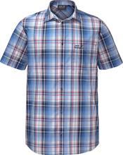 Jack Wolfskin Hot Chili lyhythihainen paita , sininen/valkoinen