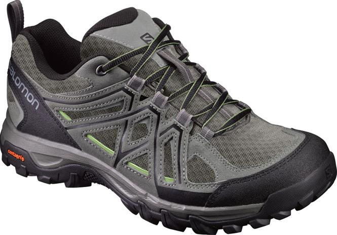Salomon Evasion 2 Aero kengät , harmaa