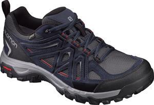 Salomon Evasion 2 GTX kengät , harmaa/musta