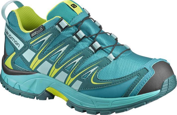 Salomon XA Pro 3D CSWP kengät , turkoosi